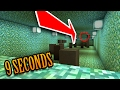 Minecraft: You Have 9 Seconds To Reach The Button