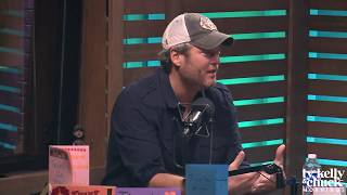 What Does Blake Shelton Think About Being in the Tabloids? We Asked Him...