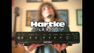 HARTKE LX8500 Sound Demo