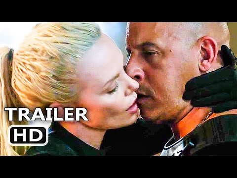 Thumbnail: Fast and Furious 8 - THE FATE OF THE FURIOUS Official Trailer (2017) Vin Diesel, F8 Movie HD