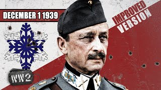 The Winter War - WW2 - 014 - December 1, 1939 [IMPROVED]