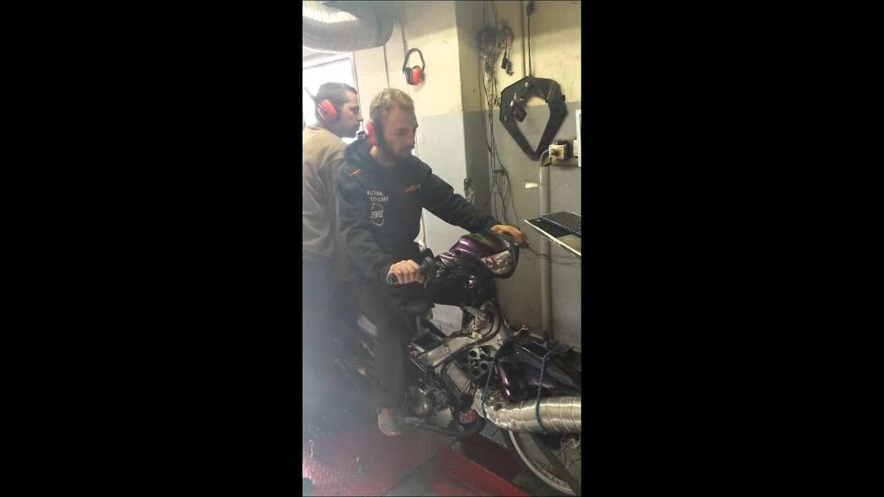 Repeat Fastest Yamaha Z125 57mm Kordopatis 30+++ hp and 12 8