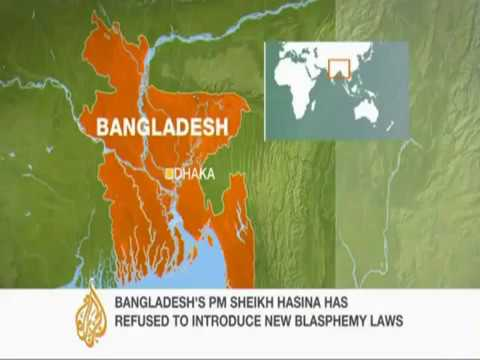 Bangladesh in Khulna Hartal Shibir Aljezeera news 11 04 13