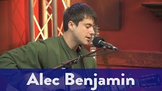 "Alec Benjamin-""If We Have Each Other"" (Live)"