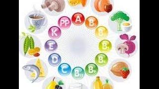 Алфавит красоты - Какие витамины нужны для красоты и молодости