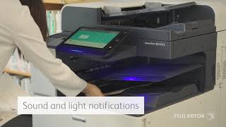 Fuji Xerox DCVIIC7773 7 New usability Light & Sound