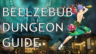 Onigiri (MMO) - Beelzebub Dungeon Guide