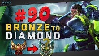 FINAL PROMOS GAME   WILL I WIN?!   Darius Top   Depths of Bronze to Diamond Episode #90
