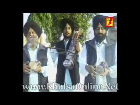 Hari Singh Nalua Dhadi Jatha Gurbakhash Singh Albela