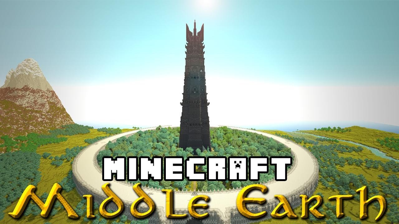 The two towers and 10 thousand hours a minecraft middle earth the two towers and 10 thousand hours a minecraft middle earth special youtube gumiabroncs Choice Image