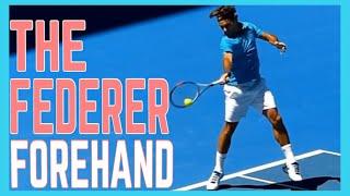 The Federer Forehand