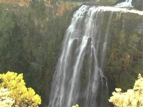 Lisbon Water falls