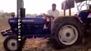 POWER New Holland Vs Farmtrac 60 TRACTOR Tochan Pulling ★ JATT DA TRACTOR Video HD
