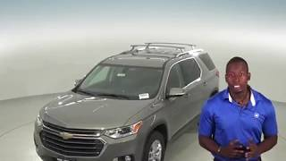180968 - New, 2018, Chevrolet Traverse, LT, SUV, Test Drive, Review, For Sale -
