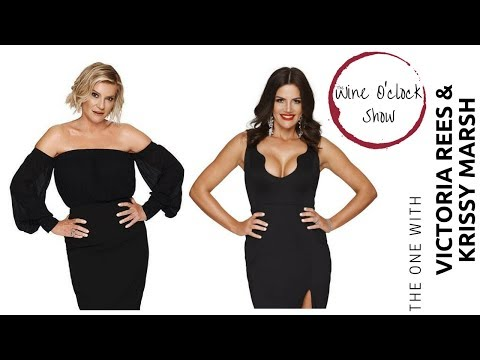 The Wine O'clock Show – The Real Housewives of Sydney – Victoria Rees & Krissy Marsh