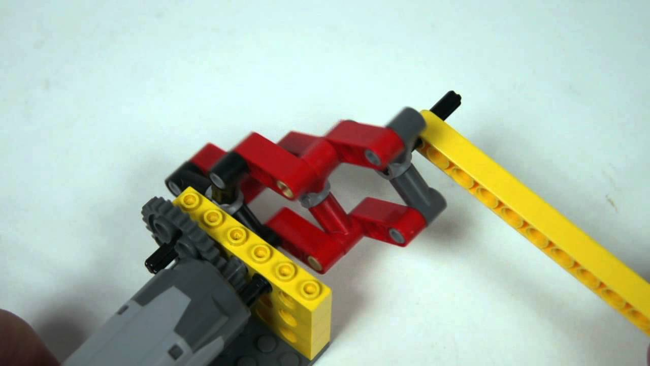 Lego Oldham coupling and Schmidt coupling - YouTube