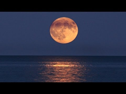 The Science of the Harvest Moon