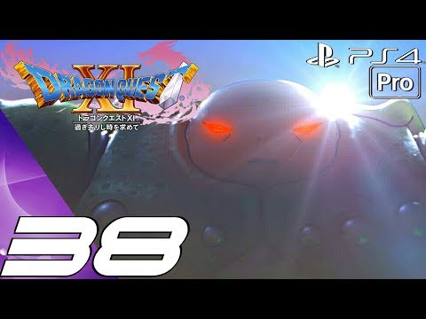 DRAGON QUEST XI - Gameplay Walkthrough Part 38 - The Plants & Adult Veronica (PS4 PRO)