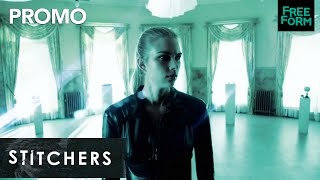 "Stitchers | Season 3 Episode 4 Promo: ""Mind Palace"" 