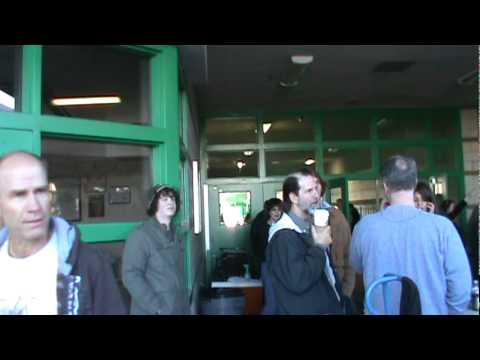 Green Valley High School caucus 2012