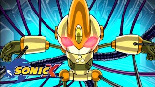 SONIC X Ep42 - A Date to Forget