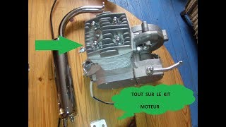 VFM le kit moteur en détails