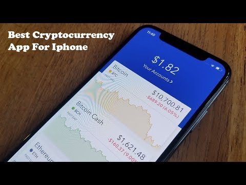 Best cryptocurrency app ios india