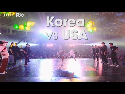 Korea vs USA // .stance // R16 Korea 2015