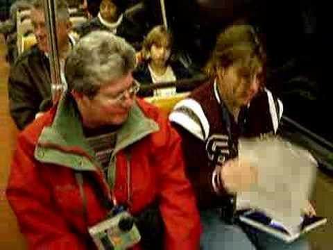 The Schumin Web: Movie Outtakes 2002 (Metro ride)