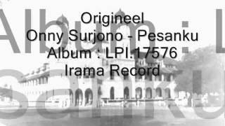 Download Origineel Onny Surjono - Pesanku
