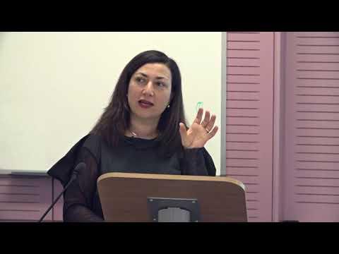 "Dr Armine Ishkanian: Armenia after ""Transition"" Talk (Eastern Armenian translation)"