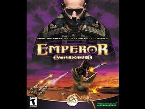 Обзор игры: Emperor Battle for Dune.