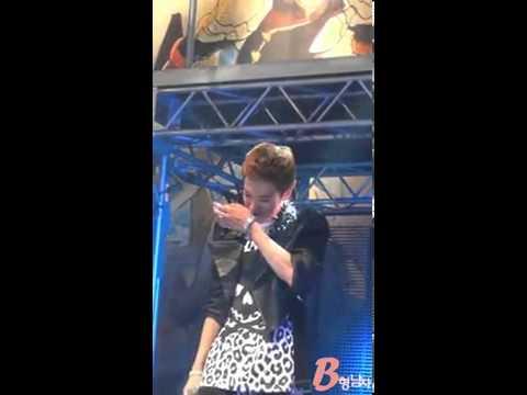 틴탑 - Angel (ZEPP Tour 2012) (Chunji Crying) (21/06/12)