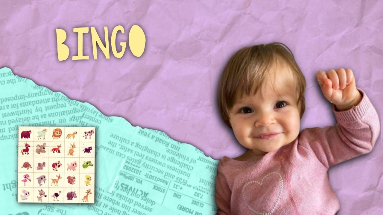Gra w BINGO z dzieckiem dwujęzycznym - Odmiana przez przypadki