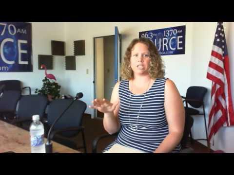 Tracy Schmitt Interview - Belleview Middle School Shoe Drive