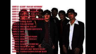 Tipe X The Best Album