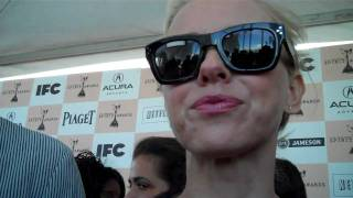 Naomi Watts at the 2011 Independent Spirit Awards