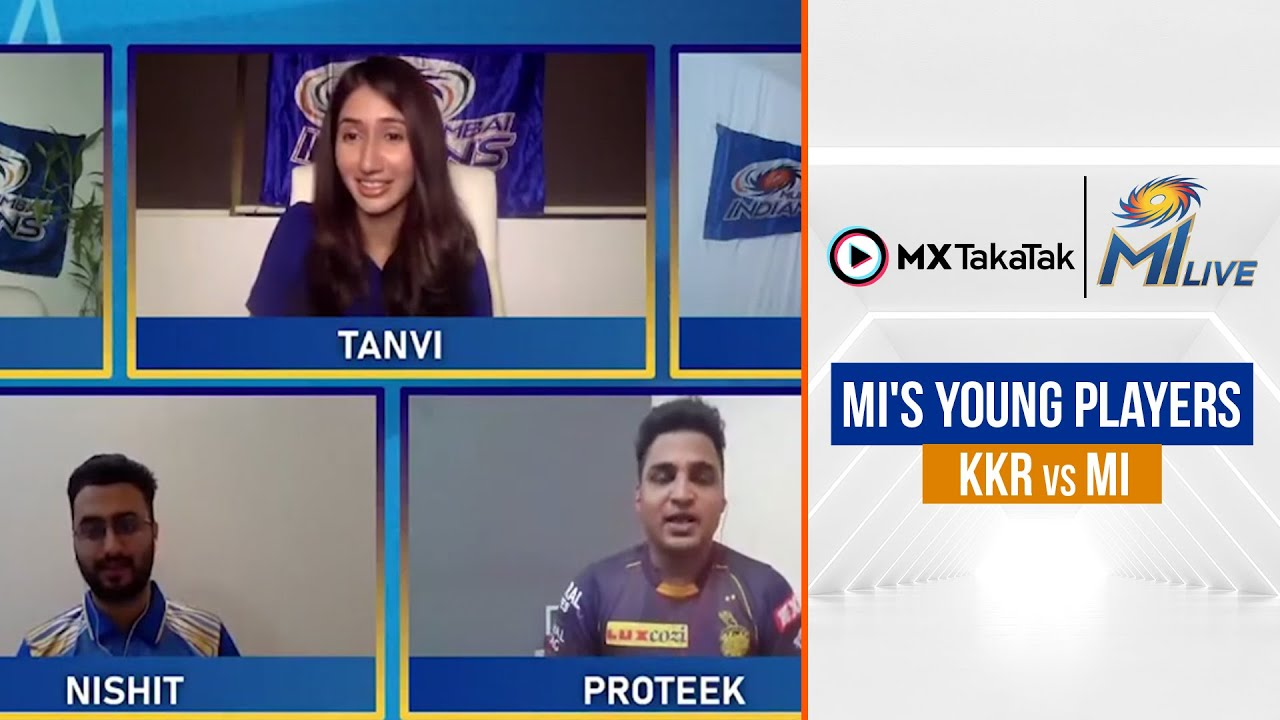 Fans talk about Mumbai Indians' history of producing young players | #MXTakaTakMILive