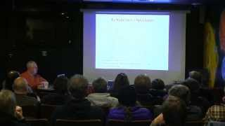 "Dr. Steve Walters, ""Needle In A Haystack, The Search For Type 1a Supernova"""