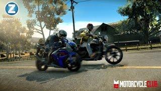 Motorcycle Club Gameplay [PC] 60 FPS