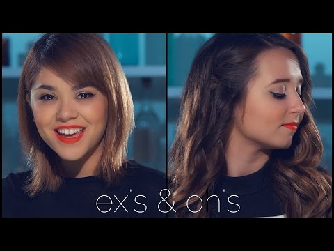 Ex's & Oh's - Elle King | Ali Brustofski & Alyssa Bernal Cover (Exes and Ohs)