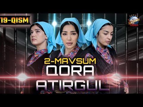 Qora Atirgul (o'zbek Serial) 79-qism | Кора атиргул (узбек сериал) 79-кисм
