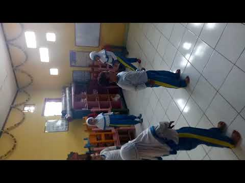 Rayaka & friends berlatih gerak dan lagu guruku tersayang 😊