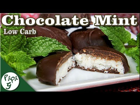 chocolate-mint-patties-–-low-carb-keto-peppermint-patty