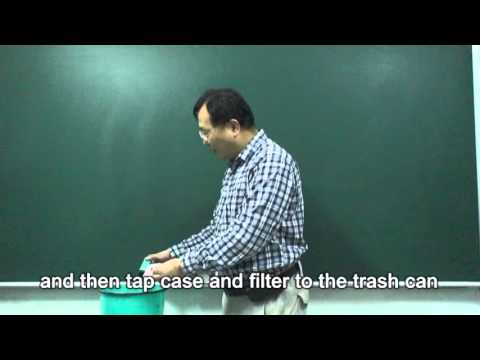 Vacuum Eraser for Blackboard