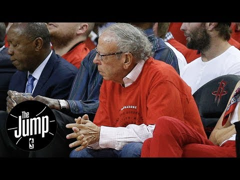 Rockets Owner Puts Team Up For Sale | The Jump | ESPN