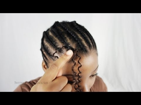 Free Online Hair Weave Tutorials 30