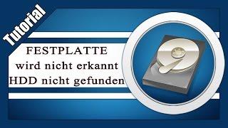 TUTORIAL: Große Terabyte Festplatte wird nicht vollständig erkannt / Hard disk drive [HD+/Deutsch]