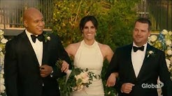 NCIS: Los Angeles 10x17 Densi WEDDING