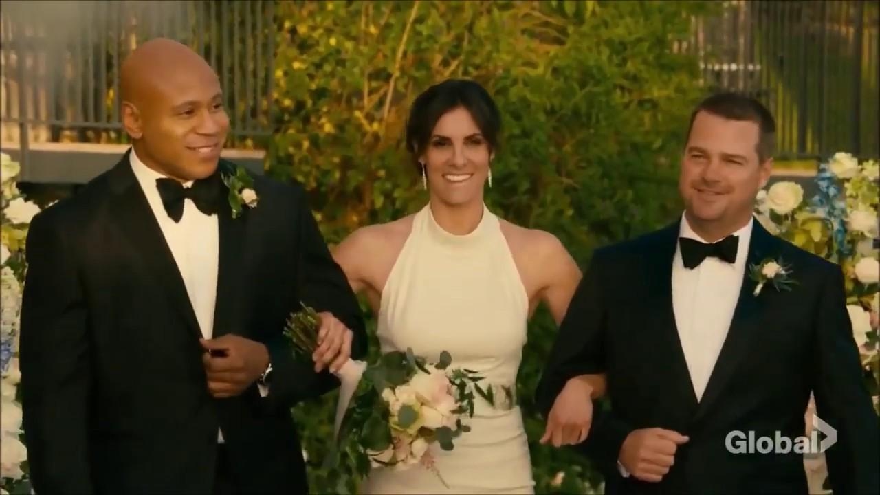 Download NCIS: Los Angeles 10x17 Densi WEDDING